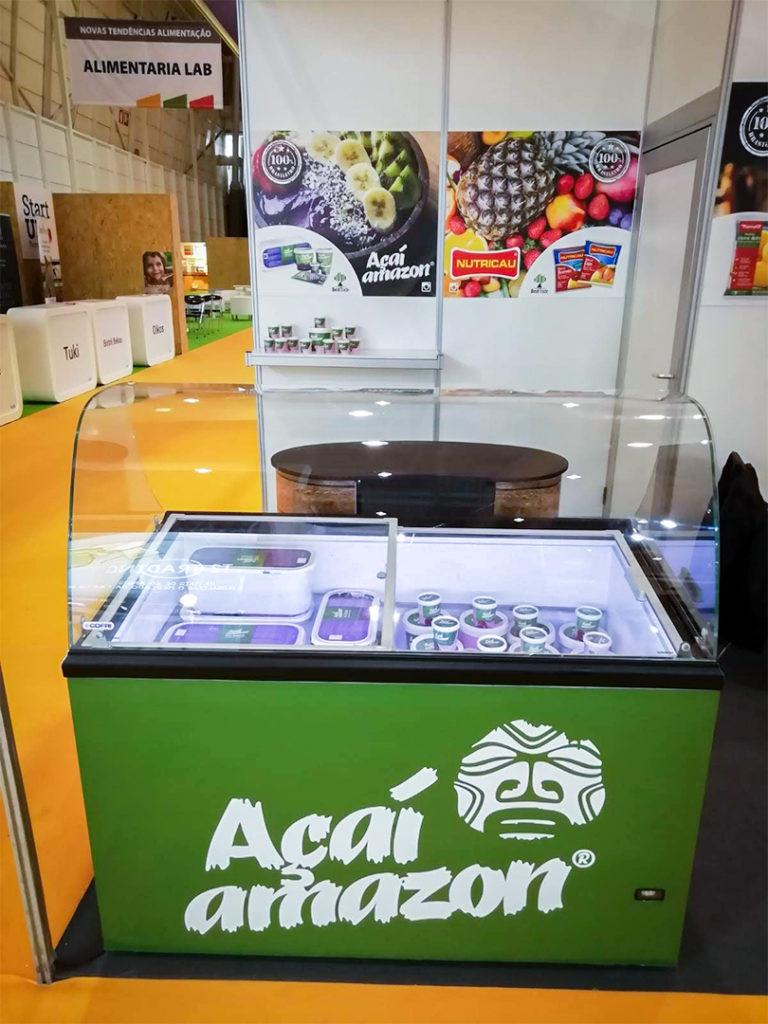 Feira Alimentaria Lisboa 2012, 2016, 2018, 2019