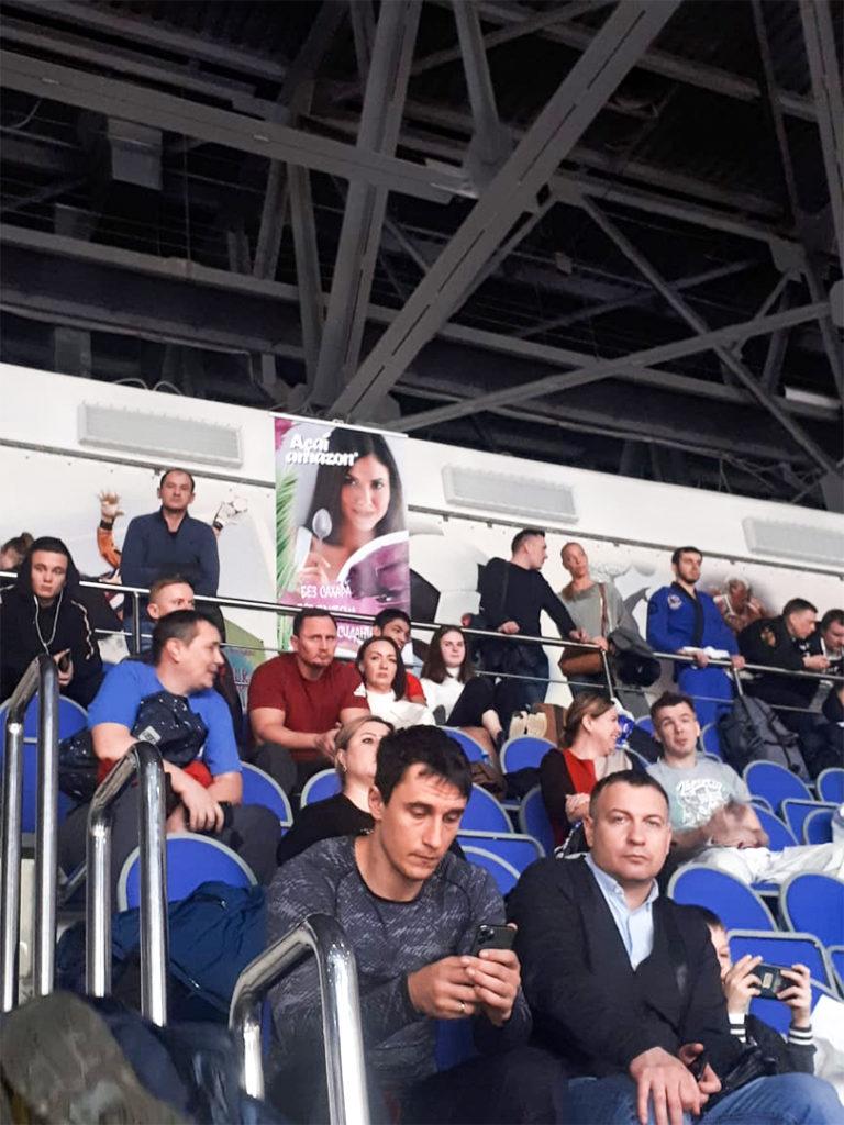 Eurasian Jiu jitsu Championship Moscow 2020