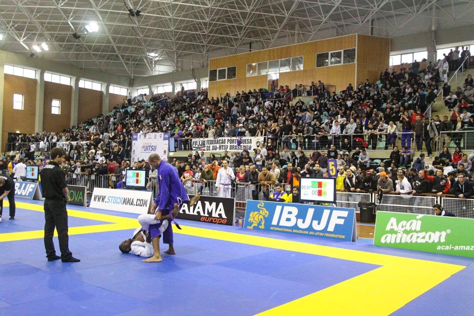 Campeonato Europeu Jiu-Jitsu Lisboa 2009-2020