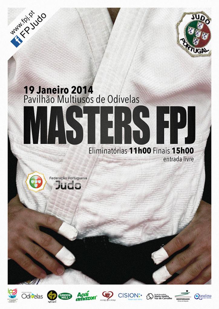 Masters Judo Portugal 2014